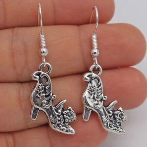 Jewelry - ⭕️Mix&Match SALES Rose Slipper Earrings